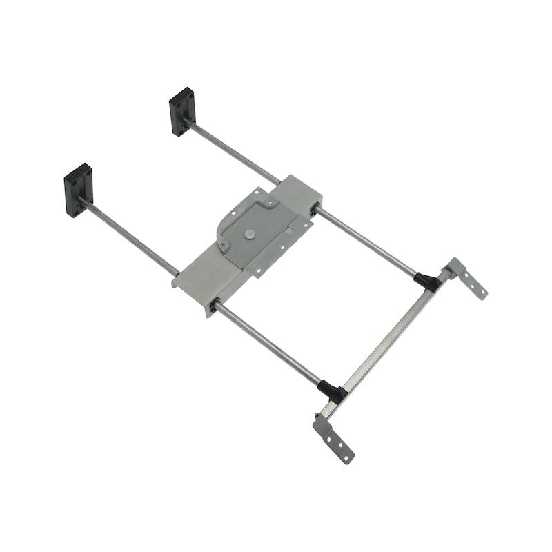 Giraprolunga per tavoli apertura laterale - 1