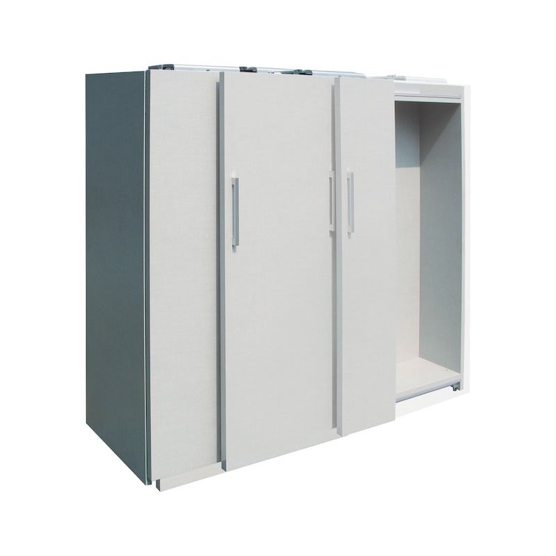 Möbelschiebetürbeschlag  RSB 55/85 FB - 1