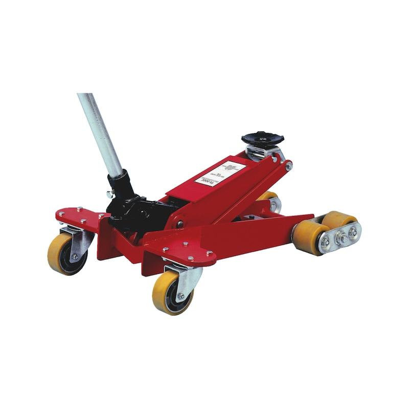 Sollevatore idraulico speciale a carrello - 1