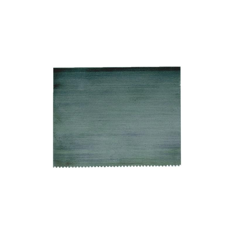 Spatola dentata per mastice