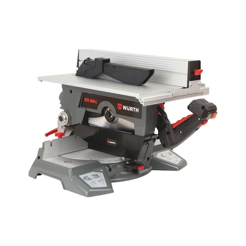 Scie à onglet électrique KTS 300-L - 5