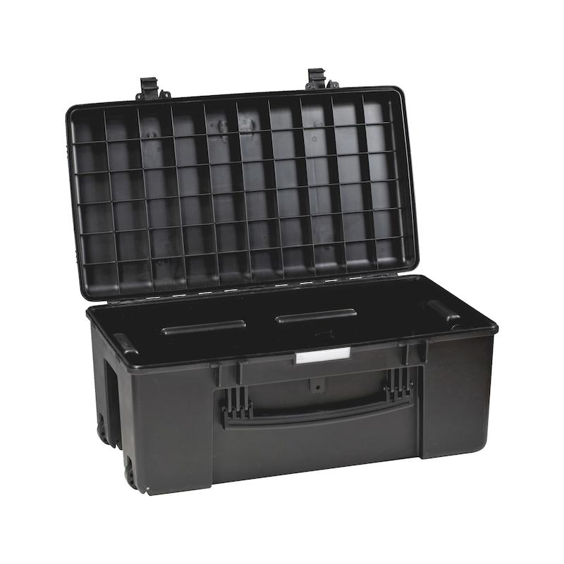 Caixa de armazenamento - MALA FERRAMENTAS COMBI COM RODAS