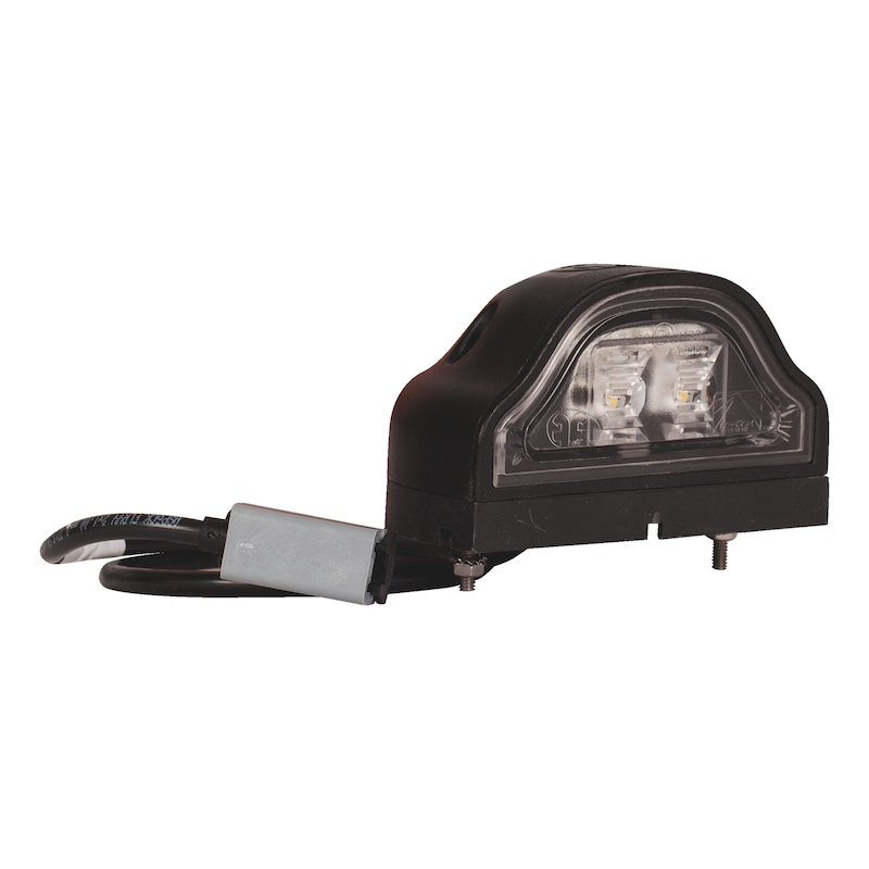 Fanalino targa a LED  universale  ADR - 1
