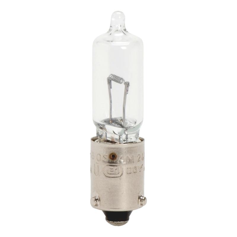 Ampoule pour clignotant et feu stop H21W
