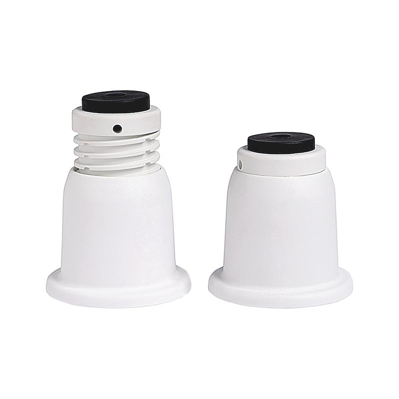 Kit de pieds de support réglables pour climatiseurs