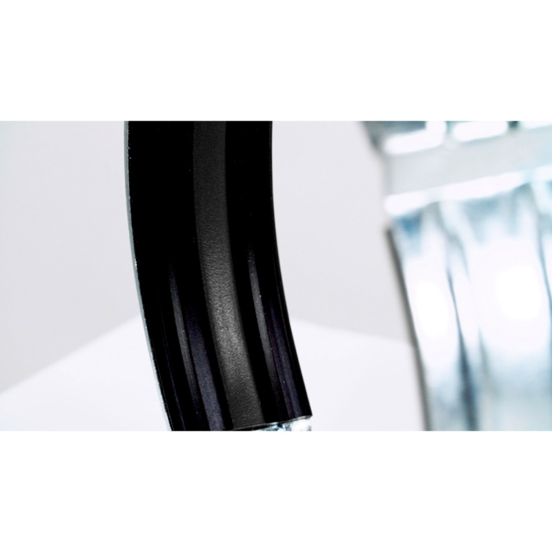 Collare per tubo di ventilazione  TIPP<SUP>®</SUP> AERO Heavy 4-G - VENTPIPCLMP-AERO-HEAVY-TIPP-(4-G)-140MM
