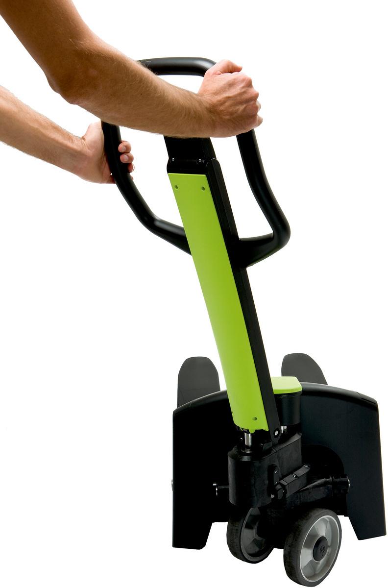 pramac generators gabelhubwagen i ton aus kunststoff. Black Bedroom Furniture Sets. Home Design Ideas