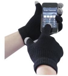 Foto van Handschoenen Modyf Touchscreen Zwart