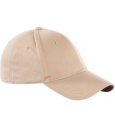 Stretchfit Kappe beige