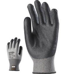 Photo de 10 paires de gants anti-coupure Taeki 5 enduits nitrile