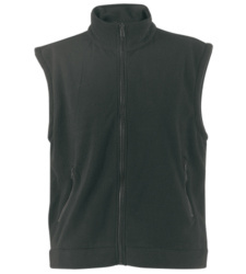 Photo de Gilet polaire Blizzard noir