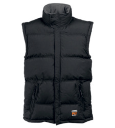 Photo de Gilet matelassé Timberland Pro 109 black