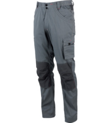 Pantalone Stretchfit grigio