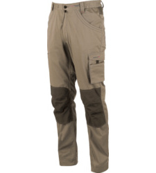 Pantalone Stretchfit beige