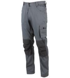 Photo de Pantalon de travail Thermic Stretchfit gris