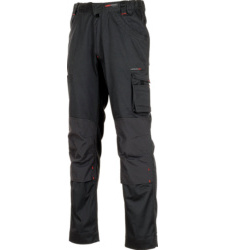 Photo de Pantalon de travail Thermic Stretchfit HR anthracite
