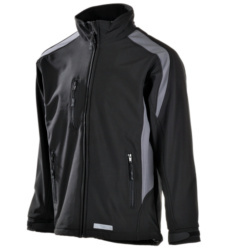 Photo de Veste Softshell Fit noire