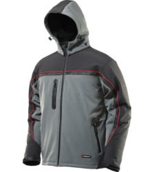 Photo de Veste Softshell Stretchfit grise