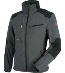 Photo de Veste Softshell One grise