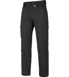 Photo de Pantalon de travail Classic 100% Coton Noir