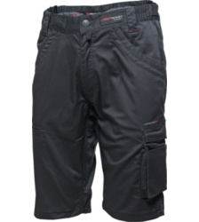 Photo de Bermuda de travail Stretchfit HR anthracite