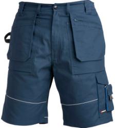 Arbeitsshort blau für Mechaniker