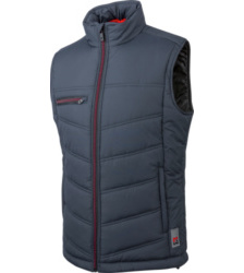 Photo de Gilet matelassé New Craft bleu