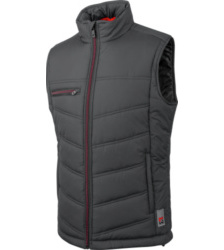 Photo de Gilet matelassé New Craft gris