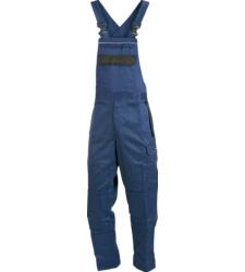 Arbeitslatzhose blau für Schweißer