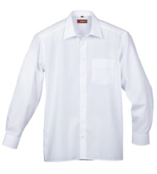 Foto von Hemd® Langarm Weiß