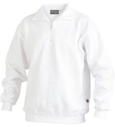 Foto von Sweatshirt® Zip Weiß