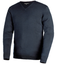 Sweatshirt Business blau für Herren