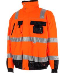 Arbeitsjacke Warnschutz EN 471