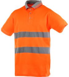 Polo alta visibilità Cotton Comfort