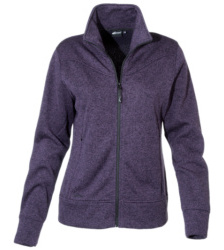 Foto von Modyf® Knitted Strickjacke purple
