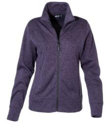Foto von Modyf® Knitted Strickjacke purple