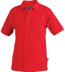Poloshirt rot für Elektriker