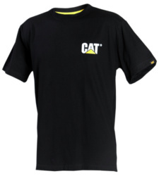 Photo de Tee-shirt Caterpillar C324 noir
