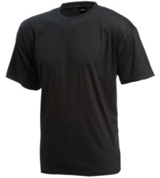 Foto van T-Shirt Modyf Team Line Zwart
