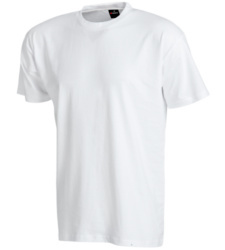 Photo de Tee-shirt de travail Team Line blanc