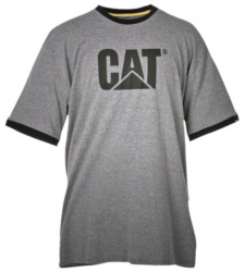 Photo de Tee-shirt Caterpillar W05618GB gris