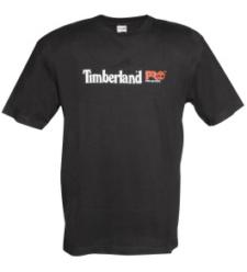Foto von T-Shirt Timberland Pro® Schwarz