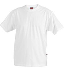 Arbeitss T-shirt weiß für Maler