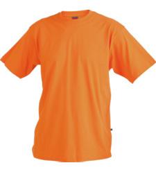 Arbeitshirt orange für Landwirt