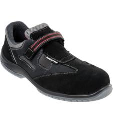 Photo de Sandales de sécurité S1P SRC grises/noires