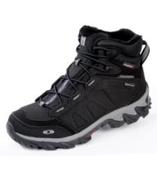 Scarpa nera Salomon Elbrus WP