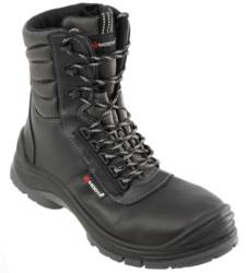 Photo de Chaussures de sécurité thermiques Security Zip S3 CI SRC noires