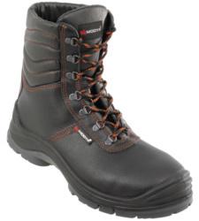 2cd2bf190de848 Chaussures de sécurité thermiques S3 SRC Enduro Winter montantes Würth  MODYF noires