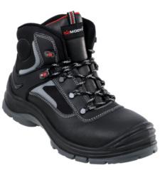 Photo de Chaussures de sécurité montantes Reflex S3 SRC noires