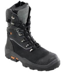 Photo de Chaussures de sécurité Timberland Pro Trapper S3 CI SRC noires